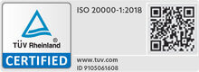 ISO/IEC 20000-1:2018 Certification
