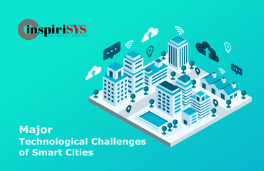 Major Technological Challenges of Smart Cities